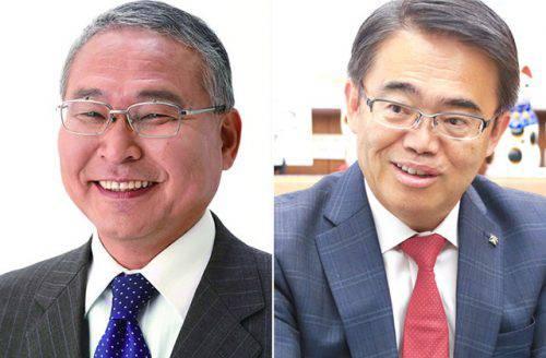 愛知県知事選は現新の一騎討ち、...