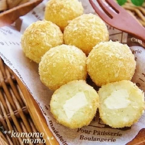 それぞれに食べてもおいしいけれど、2つの食材を合わせて使うと、その相性は抜群♪じゃがいもとチーズを使ったレシピをご紹介します。