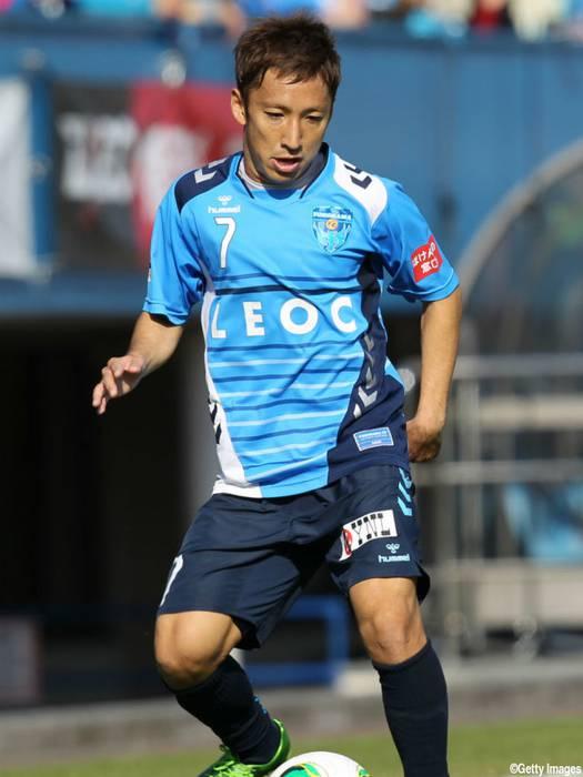 横浜FCがMF内田智也ら4選手の契約満了を発表