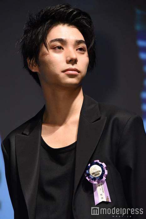 村上虹郎、栄誉ある受賞「出会ってみたい」夢を語る