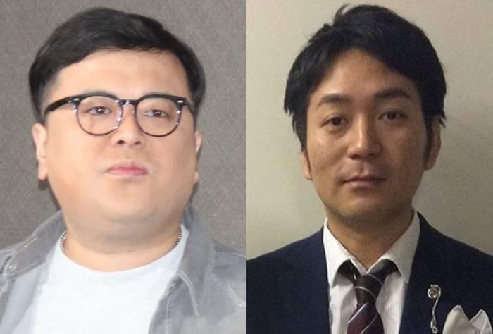 の審査を巡り、審査員の上沼恵美子(63)に対して、お笑いコンビ「とろサーモン」の久保田かずのぶ(39)と「スーパーマラドーナ」の武智正剛(40)が暴言を
