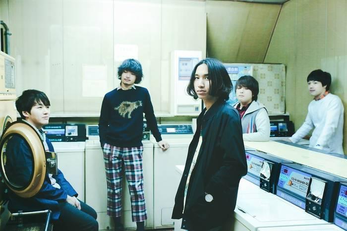 マカロニえんぴつ、ミニアルバムを2月にリリース