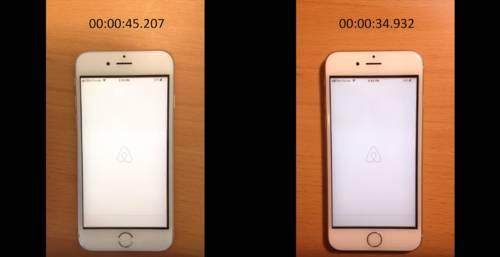 4a79dad92b41f027a763f2cd7f05abd2 content - iPhone 6sをバッテリー交換すると動作速度が変わる