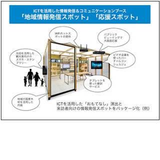 内田洋行とパナソニック システムネットワークスが地域活性化で協業