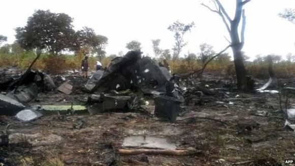 LAMモザンビーク航空470便墜落事故