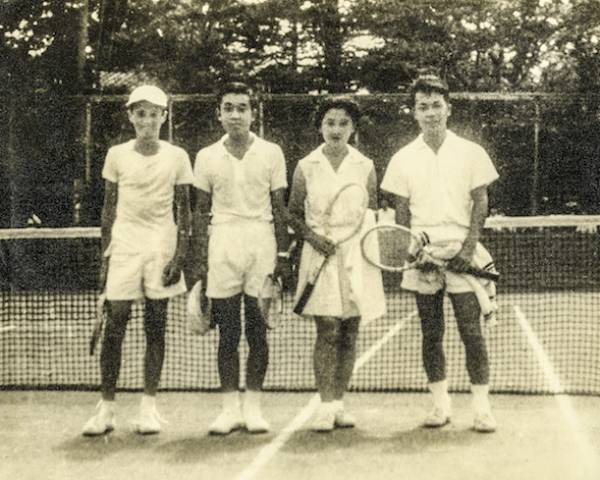 美智子さま、テニス仲間との交流秘話「一生のお友達でいてね」