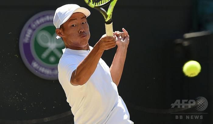 台湾の16歳がウィンブルドンジュニア優勝 「アイドルはケイ・ニシコリ ...
