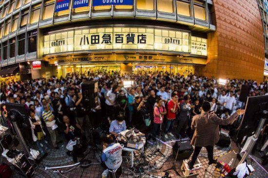 【参院選】れいわ新選組の山本太郎、横浜駅でとてつもない群衆を集めてしまう  [297142216]YouTube動画>3本 ->画像>76枚