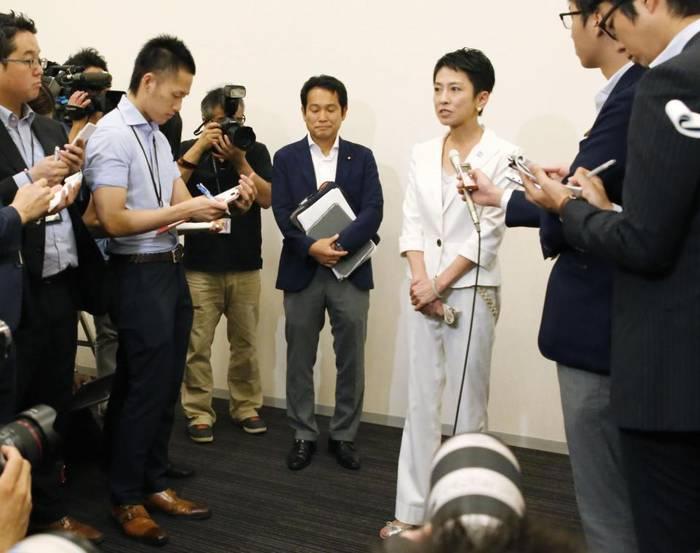 No image 住田弁護士 蓮舫氏の二重国籍「違法性はないが望ましくない」 利害の衝突を指摘